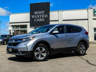 Used 2018 Honda CR-V AWD|LX|ADAPTIVE CRUISE|REMOTE START|XENONS|CAMERA for sale in Kitchener, ON