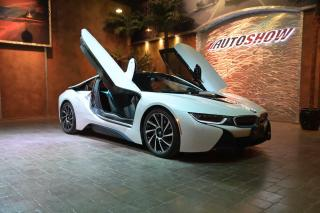 Used 2015 BMW i8 Ultra Low Mileage Supercar! Pristine & Only 20k !! for sale in Winnipeg, MB