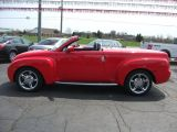 Photo of Red 2004 Chevrolet SSR