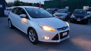 Used 2012 Ford Focus SEL for sale in Burlington, ON