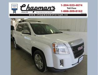 Used 2014 GMC Terrain SLE-2 Remote Start, Heated Seats, Pioneer Premium Sound System for sale in Killarney, MB