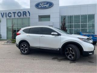 Used 2018 Honda CR-V Touring | AWD | NAV | PANO ROOF | ADAPTIVE CRUSIE for sale in Chatham, ON