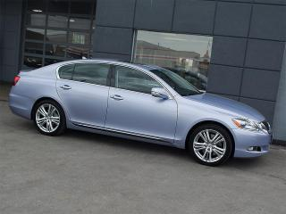 Used 2009 Lexus GS 450H HYBRID NAVI|REARCAM|LEATHER|ROOF|18-inch ALLOYS for sale in Toronto, ON