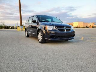 Used 2014 Dodge Grand Caravan SE , ONE OWNER, CERTIFIED for sale in Mississauga, ON