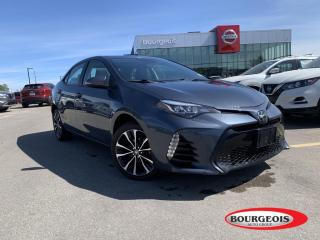 Used 2018 Toyota Corolla LE HEATED SEATS, REVERSE CAMERA, SUNROOF for sale in Midland, ON