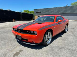 Used 2010 Dodge Challenger R/T Classic for sale in North York, ON