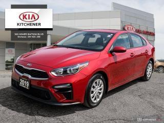 Used 2019 Kia Forte Sedan LX MT for sale in Kitchener, ON