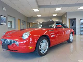 Used 2002 Ford Thunderbird for sale in Mount Brydges, ON