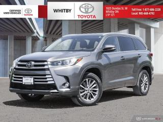 Used 2018 Toyota Highlander XLE for sale in Whitby, ON