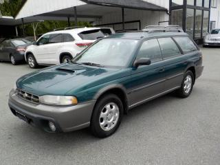 Used 1997 Subaru Outback 5dr Wgn Outback for sale in Burnaby, BC