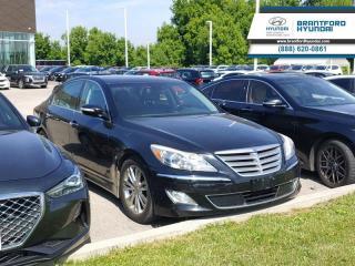 Used 2012 Hyundai Genesis Sedan - $135 B/W for sale in Brantford, ON