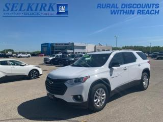 Used 2019 Chevrolet Traverse LT Cloth  REMOTE START, 7-PASS* for sale in Selkirk, MB