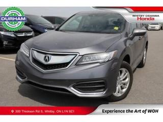 Used 2017 Acura RDX Technology Package | Automatic for sale in Whitby, ON