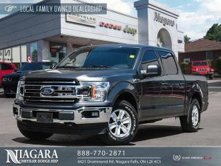 Used 2018 Ford F-150 XLT | AFTERMARKET EXHAUST for sale in Niagara Falls, ON
