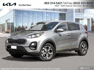New 2022 Kia Sportage LX for sale in Red Deer, AB
