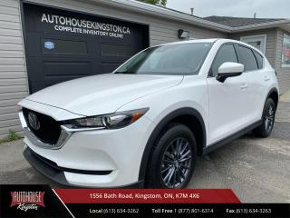 Used 2020 Mazda CX-5 GS - Heated Leather - Power Sunroof for sale in Kingston, ON