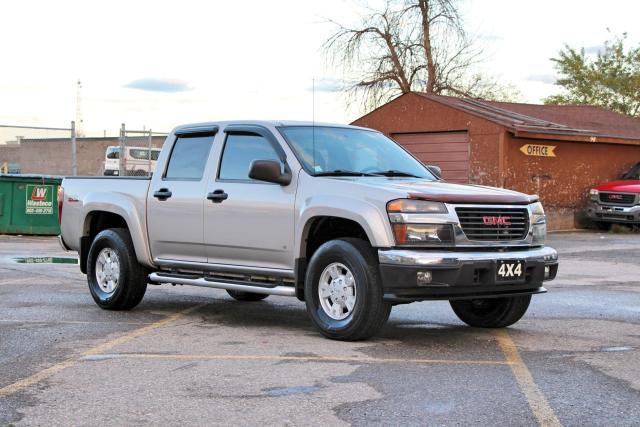 2006 GMC Canyon SLE Z71