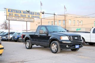 Used 2007 Ford F-150 STX for sale in Brampton, ON