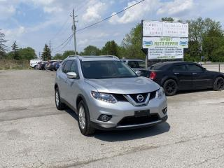 Used 2016 Nissan Rogue SV for sale in Komoka, ON