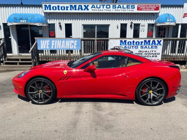 2010 Ferrari California SOLD SOLD