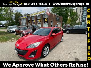 Used 2011 Mazda MAZDA3 Grand Touring for sale in Guelph, ON