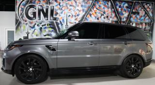 Used 2018 Land Rover Range Rover Sport HSE Td6 - SPORT- FREE CARFAX - NO ACCIDENTS for sale in Concord, ON