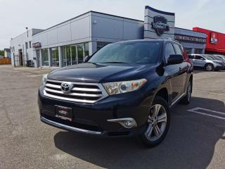 Used 2013 Toyota Highlander 4WD for sale in Brampton, ON