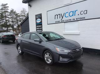 Used 2020 Hyundai Elantra Preferred HEATED SEATS/WHEEL, ALLOYS, BACKUP CAM!! for sale in North Bay, ON