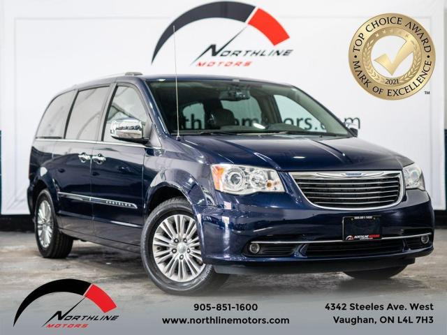 2015 Chrysler Town & Country Limited/Navigation/Backup Camera/DVD/7 Seat