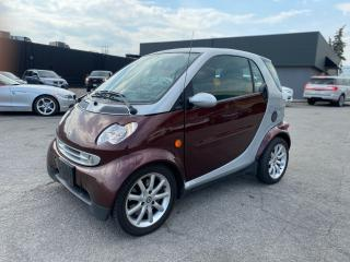 Used 2006 Smart fortwo for sale in North York, ON