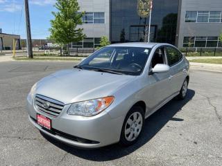 Used 2008 Hyundai Elantra Only 131000 KM, Auto, 4 Door, 3/Y Warranty Availab for sale in Toronto, ON