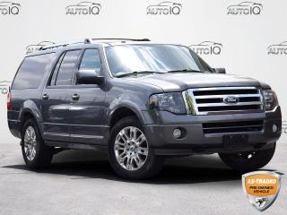 Used 2012 Ford Expedition Max Limited 4WD   5.4L V8   NAVIGATION   POWER RUNNING BOARDS   POWER MOONROOF for sale in Waterloo, ON