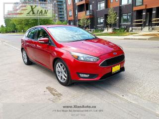 Used 2015 Ford Focus SE for sale in Richmond Hill, ON
