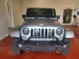 2014 Jeep Wrangler SAHARA 4X4 Photo25