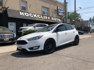 Used 2016 Ford Focus 5DR HB SE for sale in Scarborough, ON