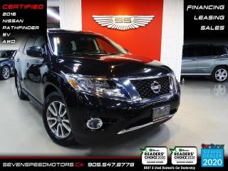 Used 2016 Nissan Pathfinder for sale in Oakville, ON