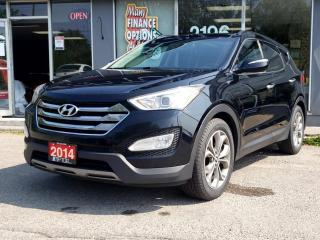 Used 2014 Hyundai Santa Fe Sport AWD 4DR 2.0T LIMITED for sale in Bowmanville, ON