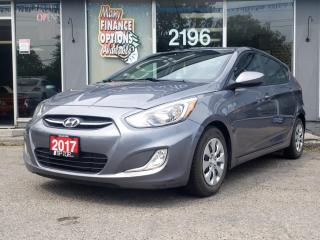 Used 2017 Hyundai Accent 5DR HB AUTO SE for sale in Bowmanville, ON