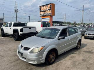 Used 2004 Pontiac Vibe POWER WINDOWS*RUNS WELL*AS IS SPECIAL for sale in London, ON
