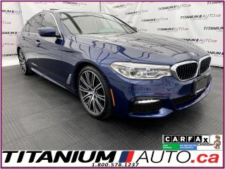 Used 2017 BMW 5 Series 540i+Adaptive Cruise+Intelligent Safety+M-PKG+AWD for sale in London, ON