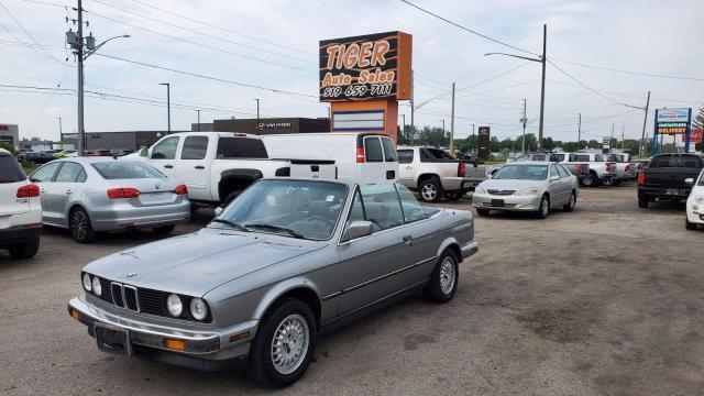 1989 BMW 3 Series 325iC*E30*Convertible*DRIVES LIKE NEW*