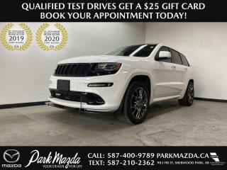 Used 2015 Jeep Grand Cherokee SRT for sale in Sherwood Park, AB
