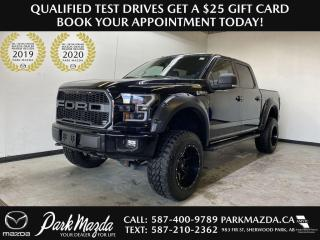 Used 2017 Ford F-150 XLT for sale in Sherwood Park, AB