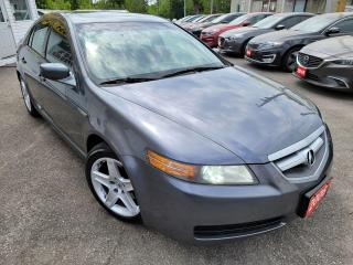 Used 2006 Acura TL BASE/AUTO/LEATHER/ROOF/LOADED/ALLOYS for sale in Scarborough, ON