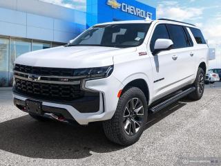 New 2021 Chevrolet Suburban Z71 #1 GM store in Manitoba! for sale in Winnipeg, MB