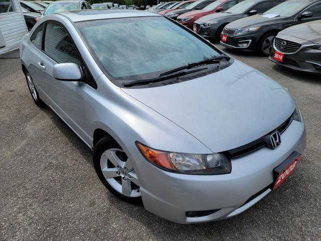 2008 Honda Civic LX/AUTO/P.ROOF/LOADED/ALLOYS