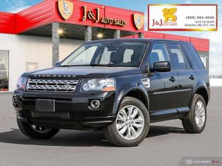 Used 2014 Land Rover LR2 Sunroof, Leather & Heated Seats for sale in Brandon, MB