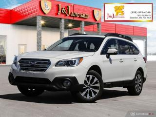 Used 2017 Subaru Outback 3.6R Limited LEATHER, AWD for sale in Brandon, MB
