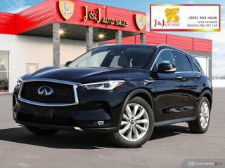Used 2019 Infiniti QX50 ESSENTIAL Fully Loaded, C. Start, Sunroof, Navi for sale in Brandon, MB