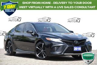 Used 2018 Toyota Camry XSE | AUTO | LEATHER | NAVI | SUNROOF | for sale in Kitchener, ON